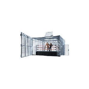 Photo of WWE The Cell Playset Toy