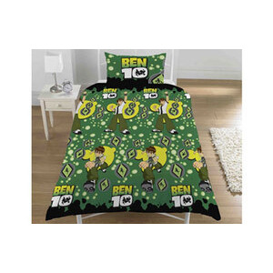 Photo of BEN10 Duvet Cover Set - Single Bed Linen