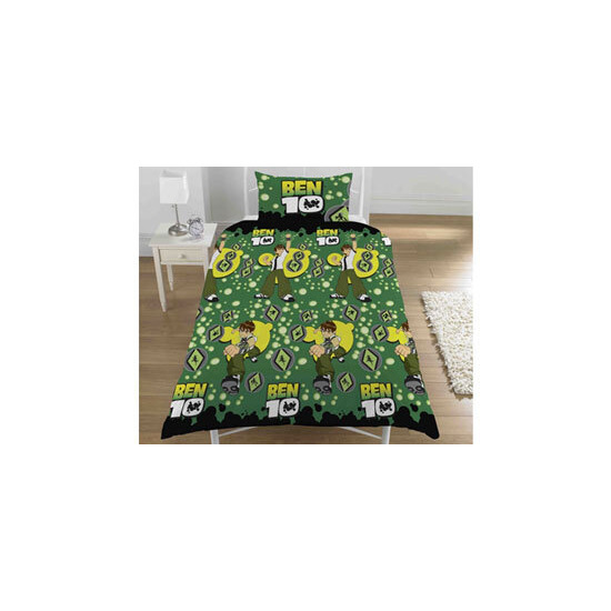 Ben10 Duvet Cover Set - Single