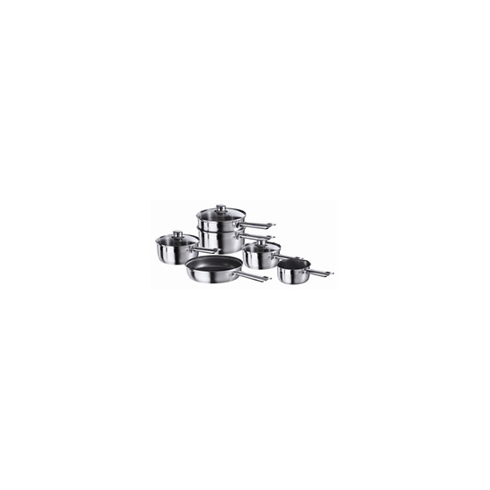 Tower 6 Piece Pan Set