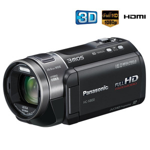 Photo of Panasonic HC-X800  Camcorder