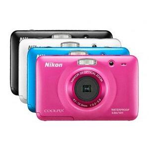 Photo of Nikon Coolpix S30 Digital Camera