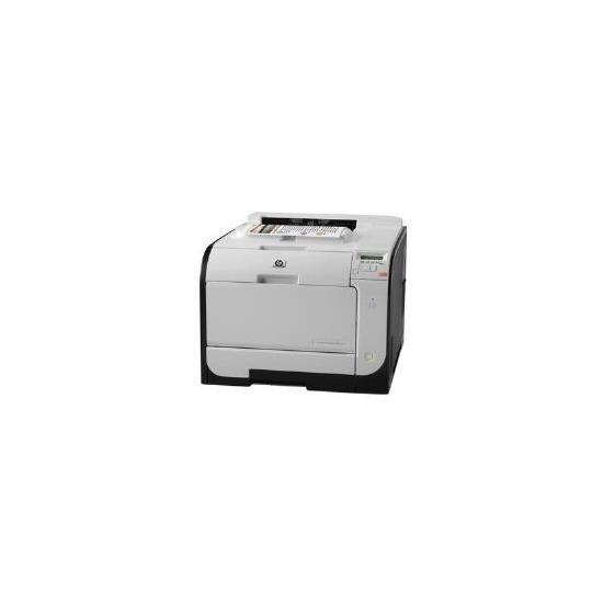 HP LaserJet Pro M451DN colour laser printer