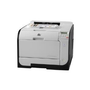 Photo of HP LaserJet Pro M451NW Colour Laser Printer Printer