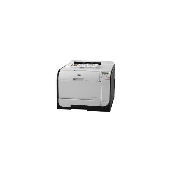 HP LaserJet Pro M451NW colour laser printer
