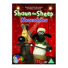 Shaun The Sheep - Abracadabra DVD Video Reviews