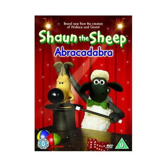 Shaun The Sheep - Abracadabra DVD Video