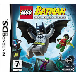 Lego Batman (DS) Reviews