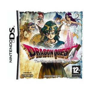 Photo of Dragon Quest - Chapters Of The Chosen Nintendo DS Video Game