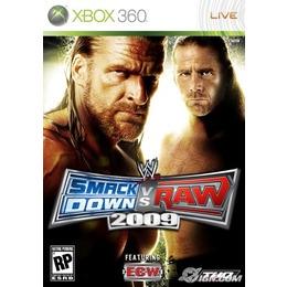 WWE Smackdown Vs. Raw 2009 XBOX 360 Reviews