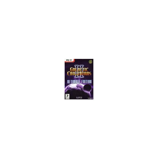 Galactic Civilizations 2 - Ultimate Edition (PC)