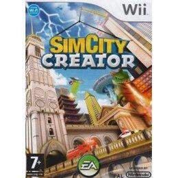 SimCity Creator (Wii)