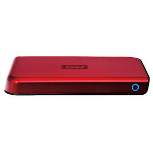 Photo of Western Digital 250GB Red Passport Hard Drive Hard Drive