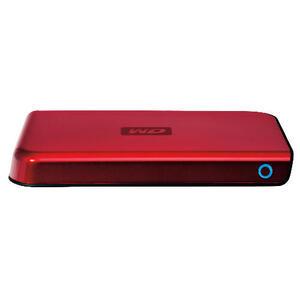 Photo of Western Digital 250GB Red Passport Hard Drive Hard Drive