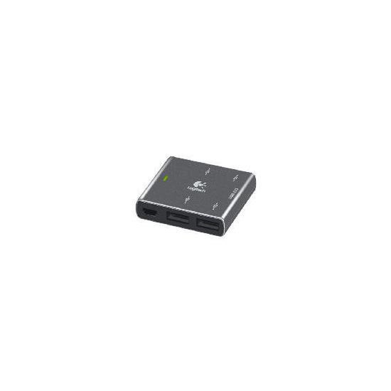 Logitech Premium USB Hub