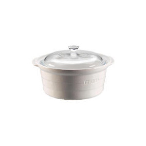 Photo of Pyrex 2.5L Round Casserole With Lid Cookware