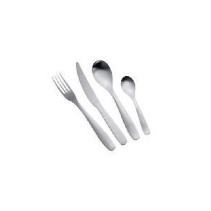 Photo of Tesco Satin Cutlery Set 16 Pieces Kitchen Utensil