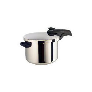 Photo of Prestige Stainless Steel Pressure Cooker Cookware
