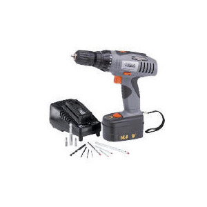 Photo of Tesco 14.4 Cordless Hammer Drill Power Tool