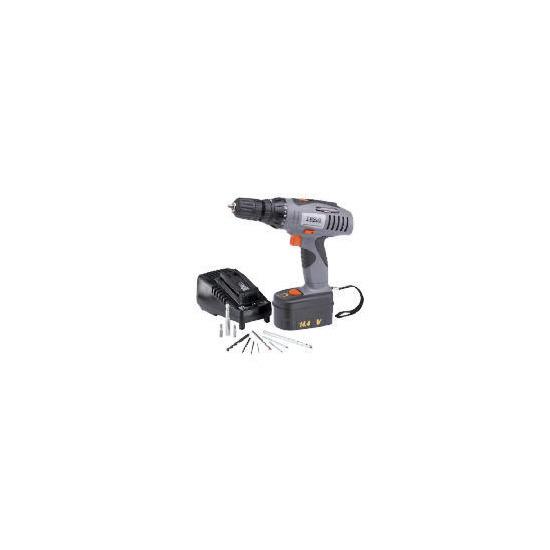 Tesco 14.4 Cordless Hammer Drill