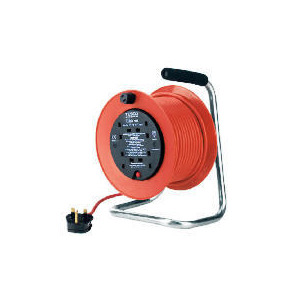 Photo of Tesco 15M Way Cable Reel Adaptors and Cable