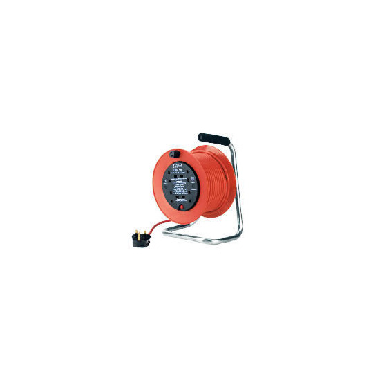 Tesco 15m Way Cable Reel
