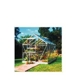 Halls Popular 8' x 6' Aluminium Greenhouse Reviews