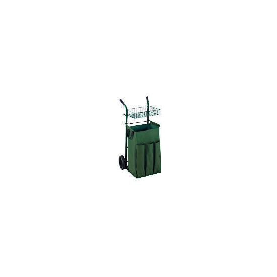 Garden Leaf Cart