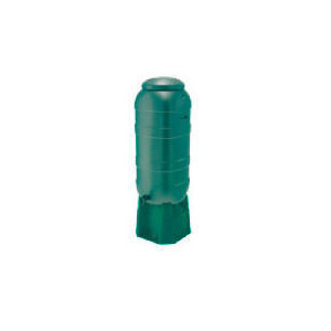 Photo of 100L Space Saving Waterbutt With Stand Garden Equipment