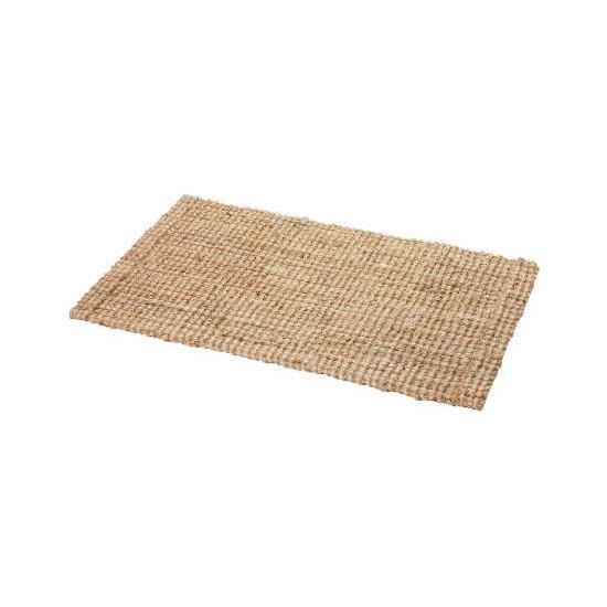 Tesco Chunky boucle mat