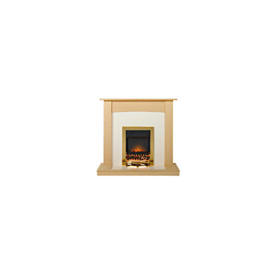 Valor Perth Traditional Electric Fire Suite
