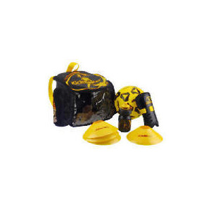 Photo of Kickmaster Junior Backpack Football Training Kit Sports and Health Equipment