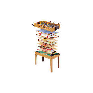 Photo of 20 In 1 Multigame Table Toy