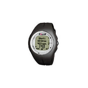 Photo of Polar F11 Heart Rate Monitor (Grey Pepper) Sports and Health Equipment