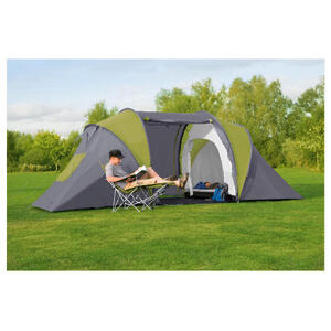 Photo of Tesco 6 Person Vis A Vis Tent Tent