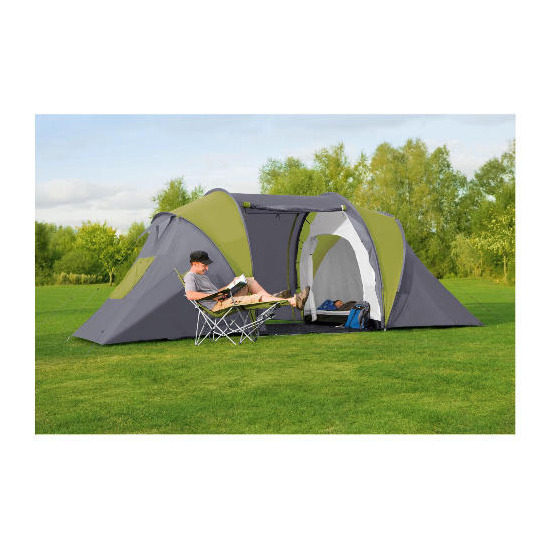 Tesco 6 Person Vis a Vis Tent