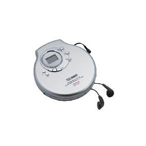 Photo of Technika PCD-307 CD/MP3  Player Personal Stereo