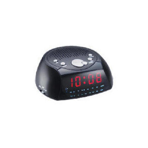 tesco value cr 106 clock radio reviews price comparison. Black Bedroom Furniture Sets. Home Design Ideas