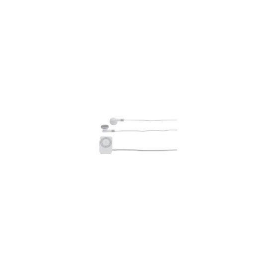 Apple iPod Radio and Remote Headphones
