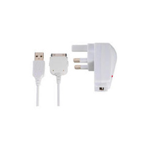 Photo of Technika IP-507 iPod/MP3 Power Adaptor Adaptors and Cable