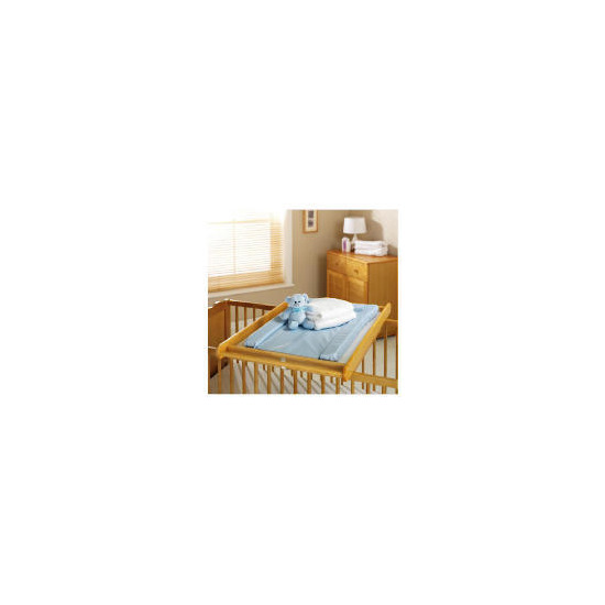 Canterbury Cot-Top Changer - Pine