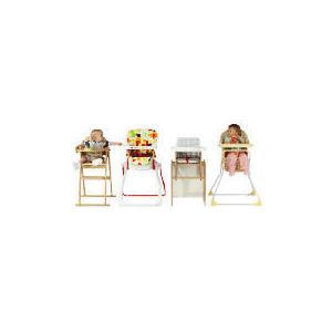 Photo of Folding All Wood HIGHCHAIR Baby Product
