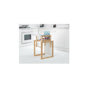 Photo of 3 In 1 Wooden HIGHCHAIR Baby Product