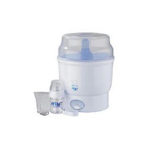 Photo of Avent IQ 24 Electronic Steam Steriliser Baby Bottles and Feeding