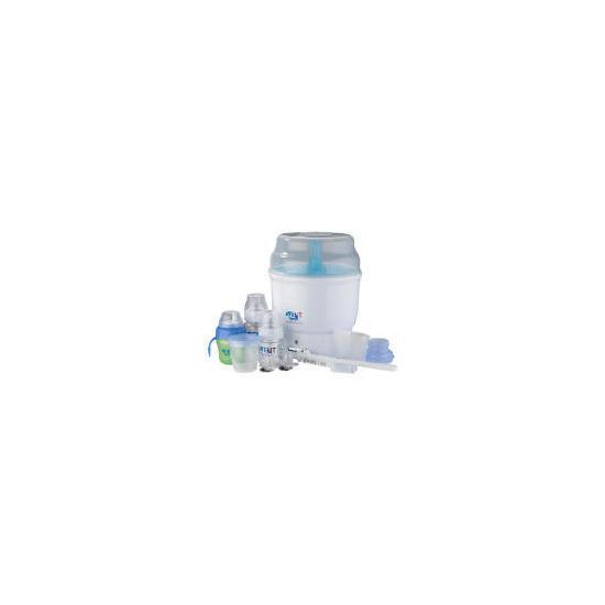 Avent Express Electric Steam Steriliser Complete set