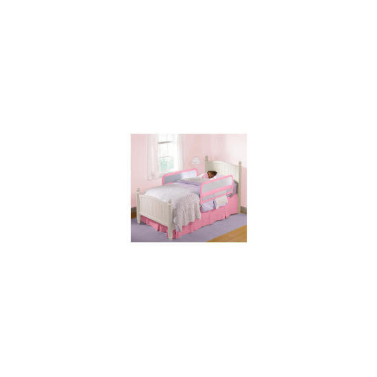 Double Bed Rail - Pink