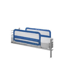 Double Bed Rail - Blue Reviews