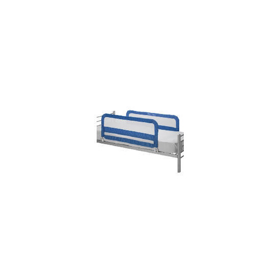 Double Bed Rail - Blue