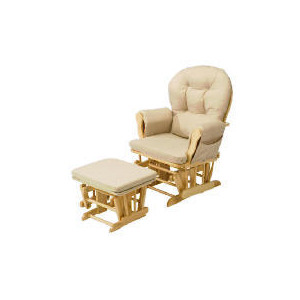 Photo of Deluxe Lie Back Glider Chair Furniture