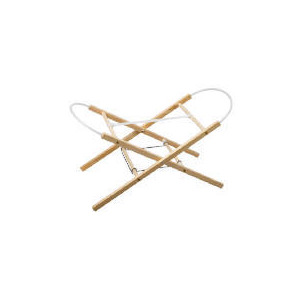 Photo of Natural Moses Basket Stand Baby Product